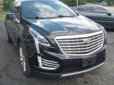 2017 Cadillac XT5 for sale at Autoworks in Mishawaka IN