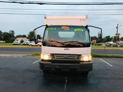 2006 Ford Low Cab Forward for sale at GLOBAL MOTOR GROUP in Newark NJ
