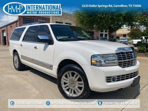 2011 Lincoln Navigator L for sale at International Motor Productions in Carrollton TX