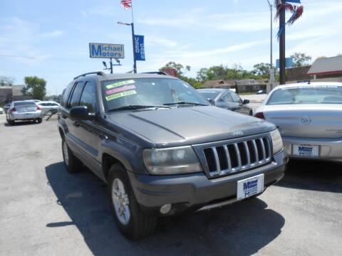 2004 Jeep Grand Cherokee for sale at Michael Motors in Harvey IL