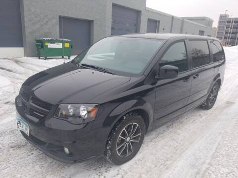 2016 Dodge Grand Caravan for sale at The Car Buying Center in St Louis Park MN