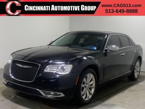 2017 Chrysler 300 for sale at Cincinnati Automotive Group in Lebanon OH