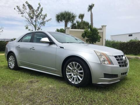 2013 Cadillac CTS for sale at Kaler Auto Sales in Wilton Manors FL