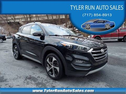 2017 Hyundai Tucson for sale at Tyler Run Auto Sales in York PA