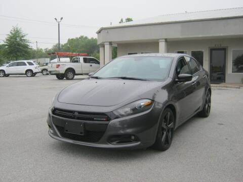 2015 Dodge Dart for sale at Premier Motor Co in Springdale AR