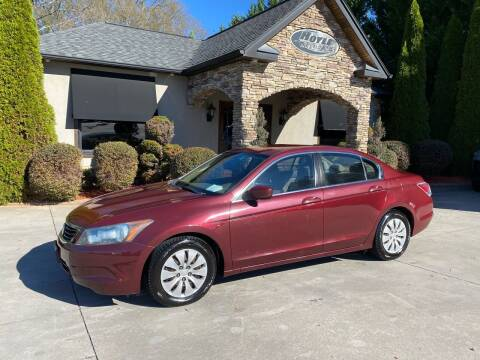 2008 Honda Accord for sale at Hoyle Auto Sales in Taylorsville NC