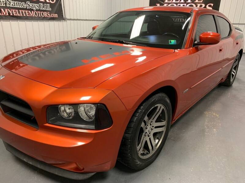 2006 Dodge Charger for sale at Elite Motors in Uniontown PA