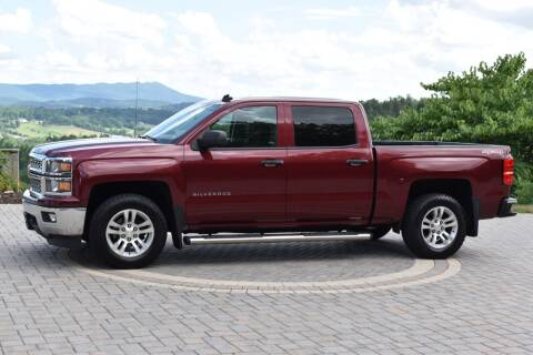 2014 Chevrolet Silverado 1500 for sale at JW Auto Sales LLC in Harrisonburg VA