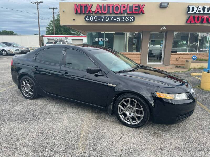 2004 Acura TL for sale at NTX Autoplex in Garland TX