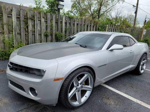 2013 Chevrolet Camaro for sale at Shaddai Auto Sales in Whitehall OH