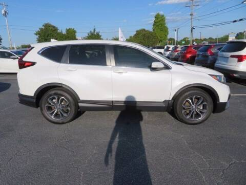 2020 Honda CR-V for sale at DICK BROOKS PRE-OWNED in Lyman SC