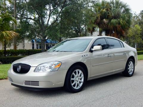 2008 Buick Lucerne for sale at VE Auto Gallery LLC in Lake Park FL
