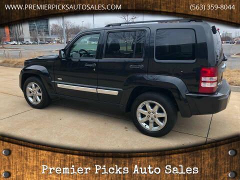 2012 Jeep Liberty for sale at Premier Picks Auto Sales in Bettendorf IA