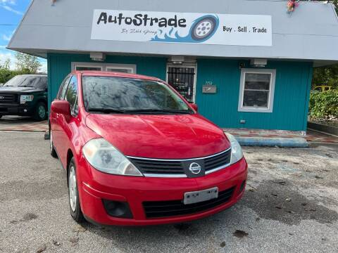 2008 Nissan Versa for sale at Autostrade in Indianapolis IN