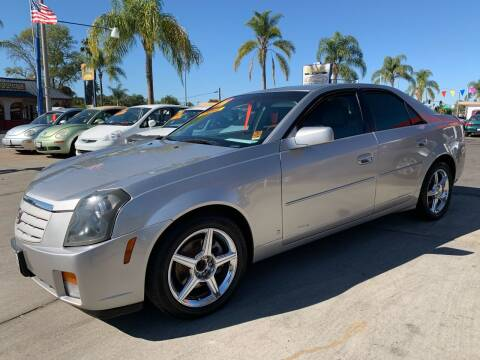 2006 Cadillac CTS for sale at 3K Auto in Escondido CA