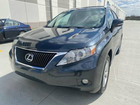 2011 Lexus RX 350 for sale at Quality Auto Sales And Service Inc in Westchester IL
