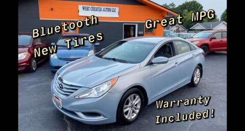 2011 Hyundai Sonata for sale at West Chester Autos in Hamilton OH