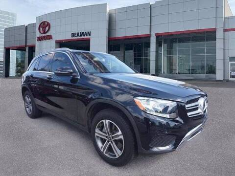 2018 Mercedes-Benz GLC for sale at BEAMAN TOYOTA in Nashville TN