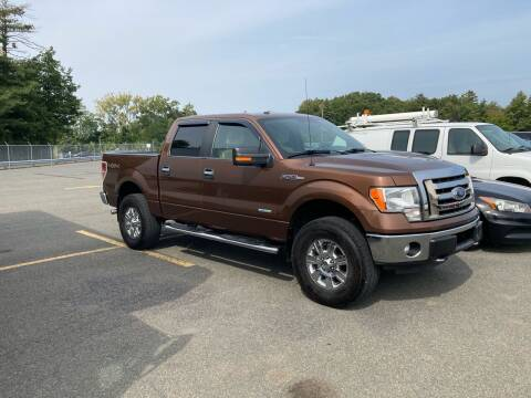 2011 Ford F-150 for sale at JERRY SIMON AUTO SALES in Cambridge NY