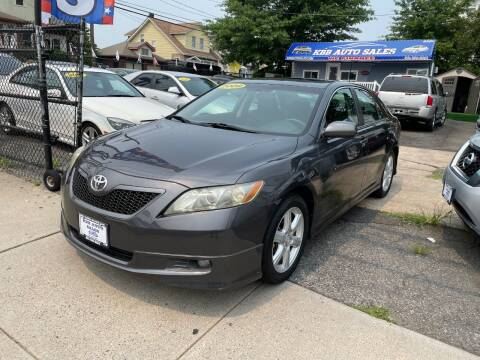 2009 Toyota Camry for sale at KBB Auto Sales in North Bergen NJ