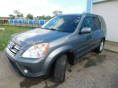 2005 Honda CR-V for sale at Safeway Auto Sales in Indianapolis IN