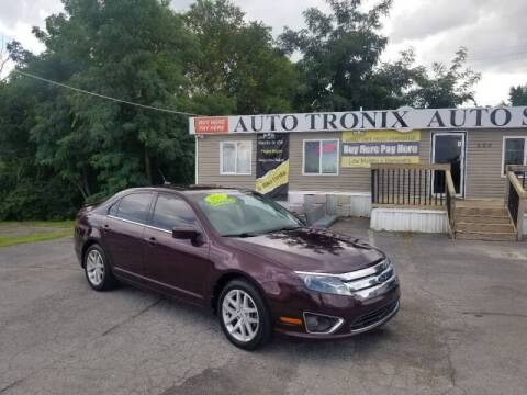 2012 Ford Fusion for sale at Auto Tronix in Lexington KY