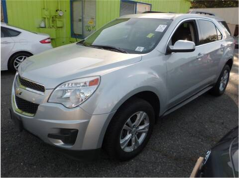 2012 Chevrolet Equinox for sale at Klean Carz in Seattle WA
