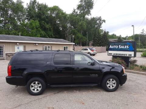 2011 GMC Yukon XL for sale at Lake Michigan Auto Sales & Detailing in Allendale MI
