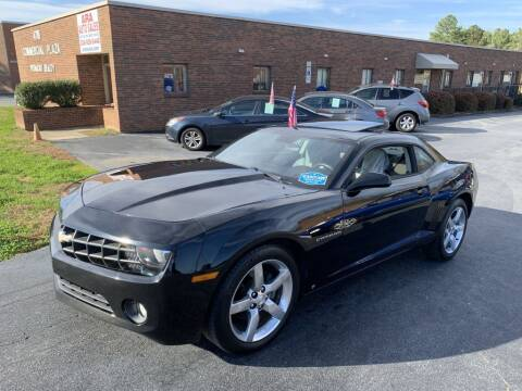 2010 Chevrolet Camaro for sale at ARA Auto Sales in Winston-Salem NC