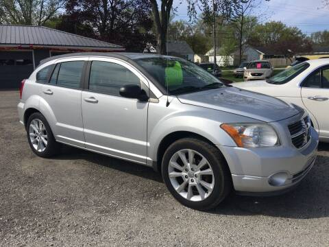 2011 Dodge Caliber for sale at Antique Motors in Plymouth IN