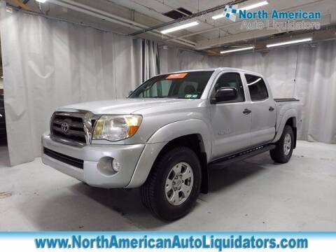2009 Toyota Tacoma for sale at North American Auto Liquidators in Essington PA