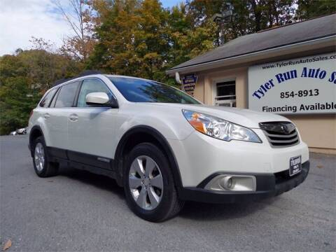 2013 Subaru Outback for sale at Tyler Run Auto Sales in York PA