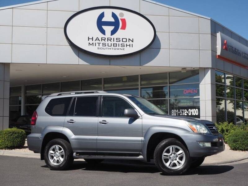 2005 Lexus GX 470 for sale at Harrison Imports in Sandy UT