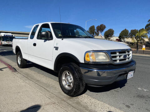 1999 Ford F-150 for sale at Beyer Enterprise in San Ysidro CA