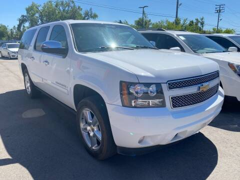 2008 Chevrolet Suburban for sale at Auto Solutions in Warr Acres OK