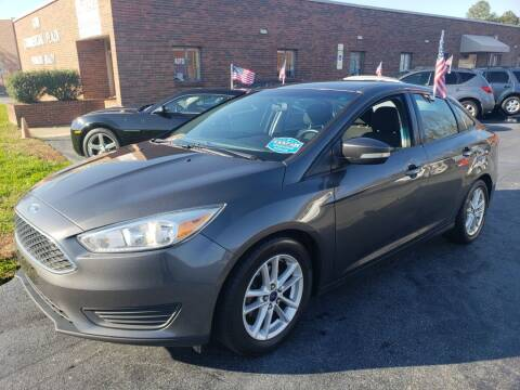 2015 Ford Focus for sale at ARA Auto Sales in Winston-Salem NC