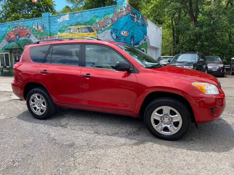 2010 Toyota RAV4 for sale at Showcase Motors in Pittsburgh PA