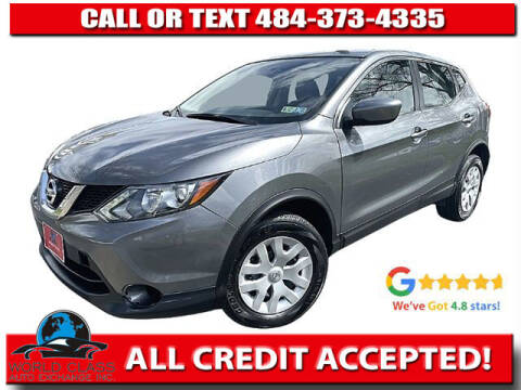 2019 Nissan Rogue Sport for sale at World Class Auto Exchange in Lansdowne PA