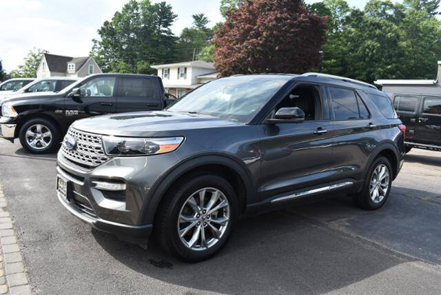 2020 Ford Explorer for sale at AUTO ETC. in Hanover MA