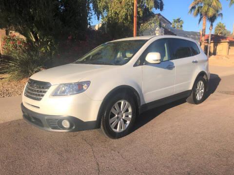 2011 Subaru Tribeca for sale at Arizona Hybrid Cars in Scottsdale AZ