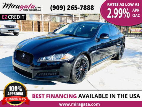 2012 Jaguar XF for sale at Miragata Auto in Bloomington CA