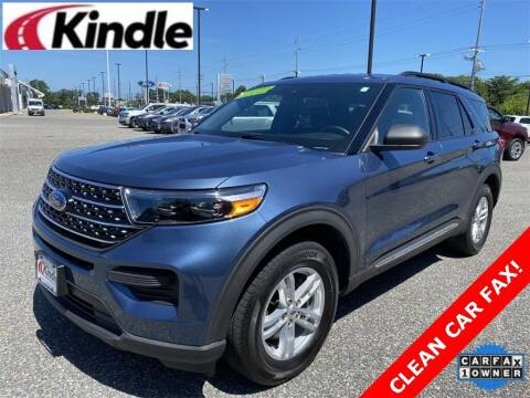 2020 Ford Explorer for sale at Kindle Auto Plaza in Cape May Court House NJ