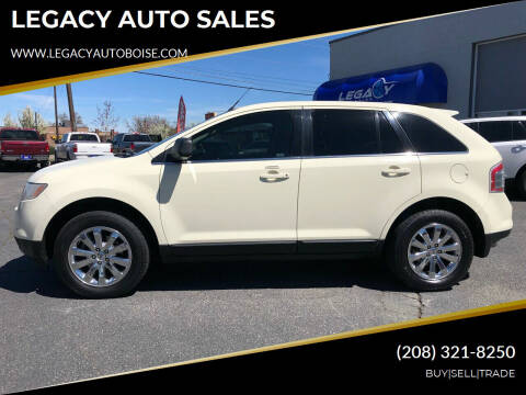 2008 Ford Edge for sale at LEGACY AUTO SALES in Boise ID