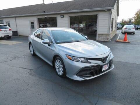 2019 Toyota Camry for sale at Tri-County Pre-Owned Superstore in Reynoldsburg OH