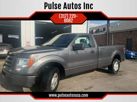2009 Ford F-150 for sale at Pulse Autos Inc in Indianapolis IN