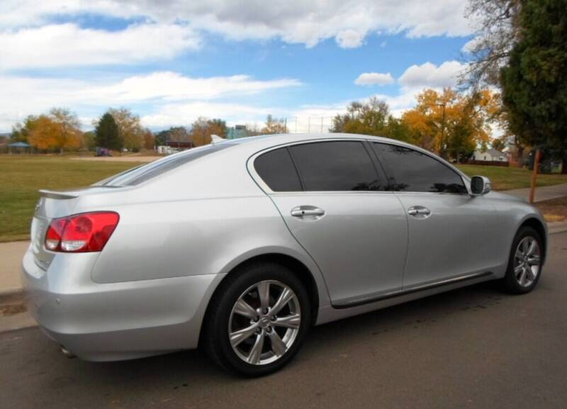 2008 Lexus GS 350 AWD 4dr Sedan - Lakewood CO