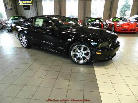 2009 Ford Mustang for sale at Online Auto Connection in West Seneca NY