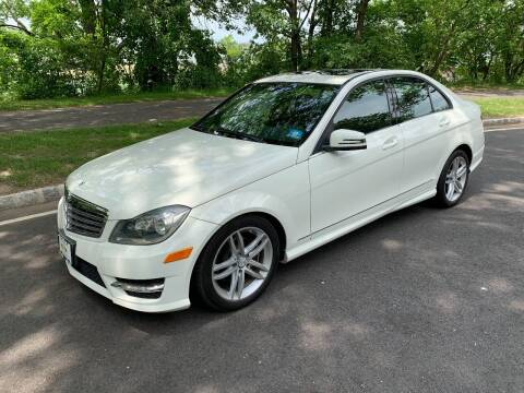 2012 Mercedes-Benz C-Class for sale at Crazy Cars Auto Sale in Jersey City NJ