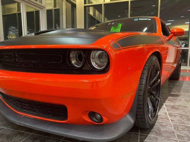 2017 Dodge Challenger for sale at Premium Motors in Rahway NJ