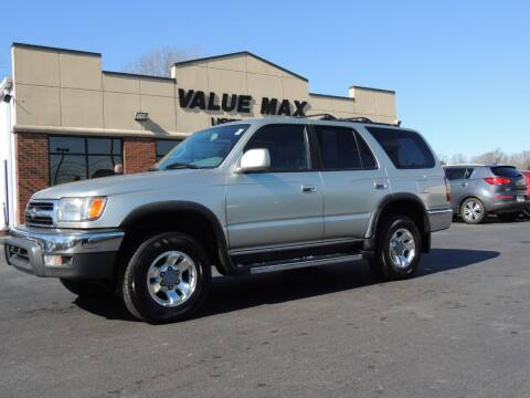 2000 Toyota 4Runner for sale at ValueMax Used Cars in Greenville NC